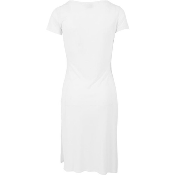 Urban Classics Ladies Side Slit Viscose Long Tee, offwhite L