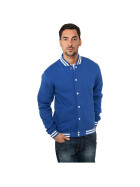 Urban Classics College Sweatjacket, royal XXL