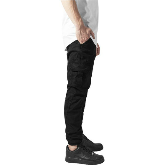 Urban Classics Cargo Jogging Pants, black M