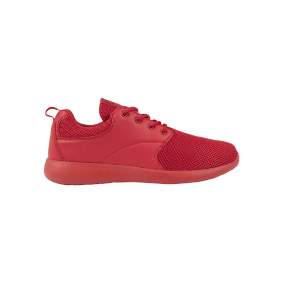 Urban Classics Light Runner Shoe, firered/firered 37