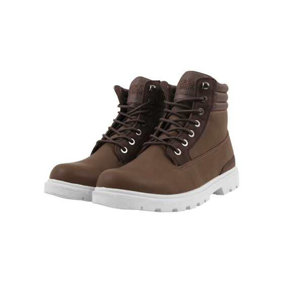 Urban Classics Winter Boots, brown/darkbrown 41