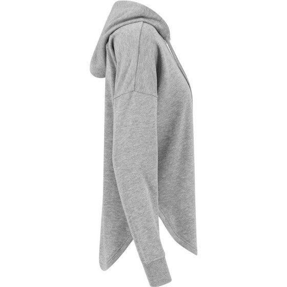 Urban Classics Ladies Oversized Terry Hoody, grey L