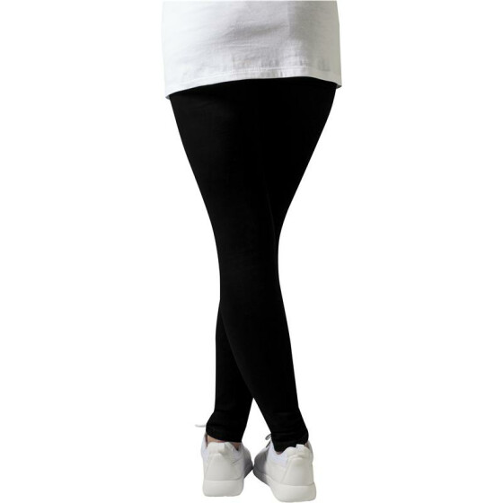 Urban Classics Ladies Skinny Pants, black 28