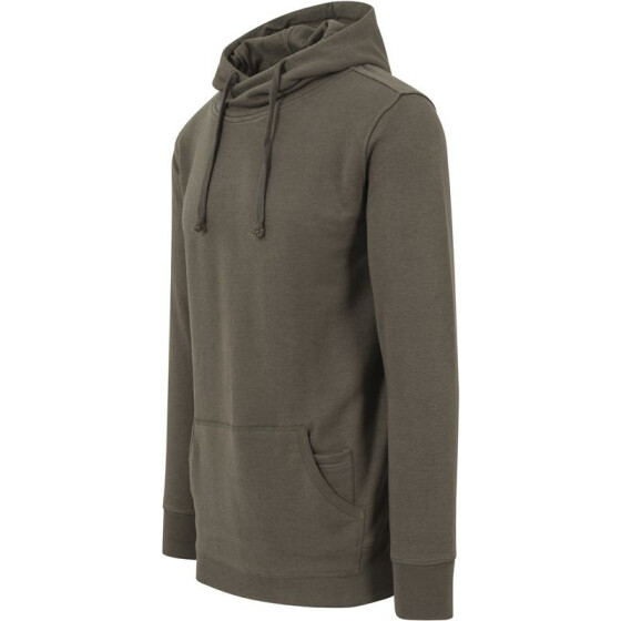 Urban Classics Loose Terry Long Hoody, olive XXL