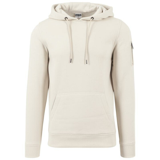 Urban Classics Sweat Bomber Hoody, light sand S