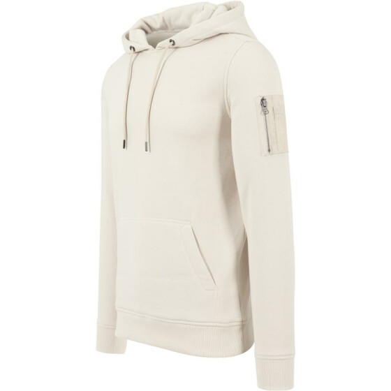 Urban Classics Sweat Bomber Hoody, light sand L
