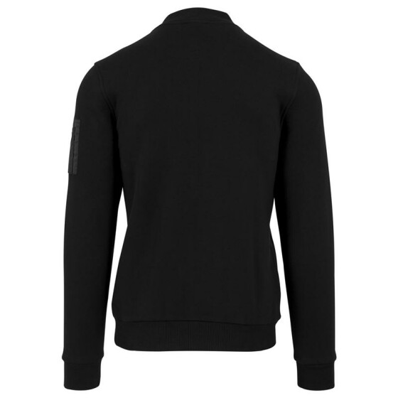 Urban Classics Sweat Bomber Jacket, black M