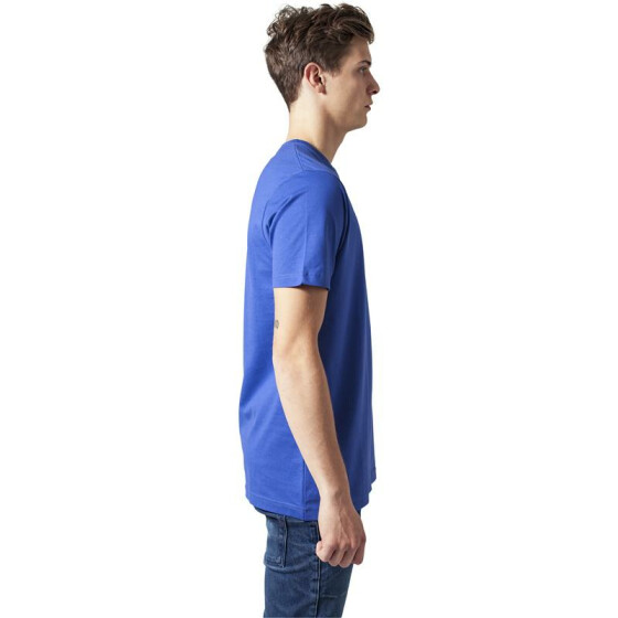 Urban Classics Basic Tee, royal L