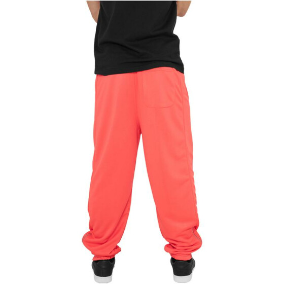 Urban Classics Neon Sweatpants, infrared XL