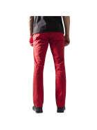 Urban Classics Chino Pants, red 32