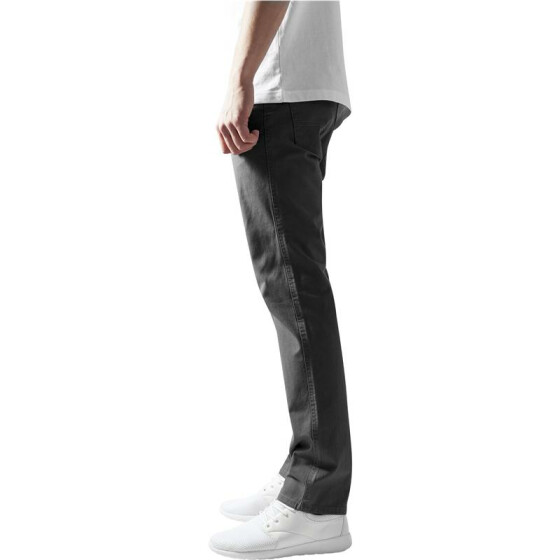Urban Classics 5 Pocket Pants, darkgrey 36
