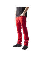 Urban Classics 5 Pocket Pants, red 32
