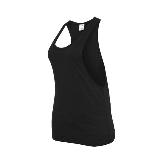Urban Classics Ladies Loose Tank, black S