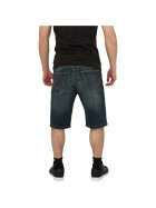 Urban Classics Loose Fit Jeans Shorts, dirty wash 32