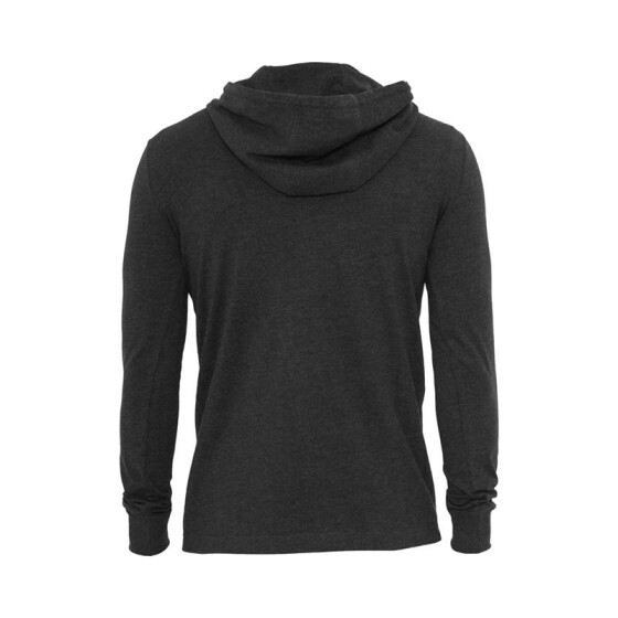 Urban Classics Jersey Hoody, charcoal S