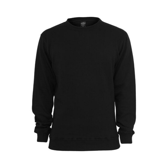Urban Classics Crewneck Sweater, black S