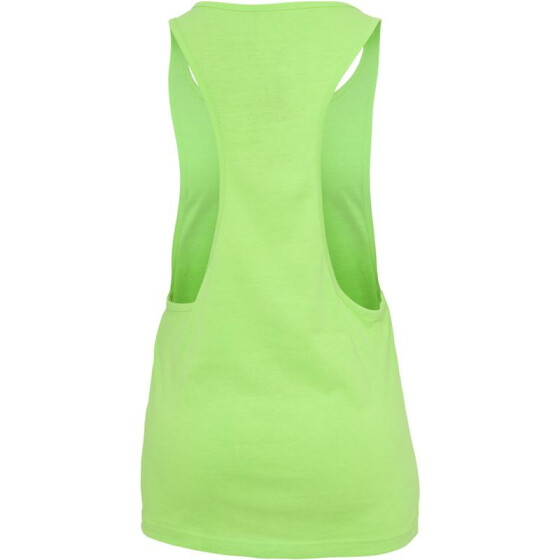 Urban Classics Ladies Loose Neon Tanktop, neongreen M