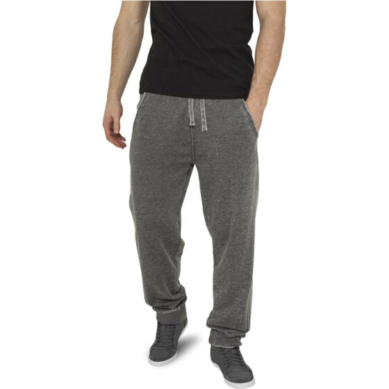 Urban Classics Burnout Sweatpants, darkgrey M