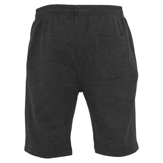 Urban Classics Light Fleece Sweatshorts, charcoal M