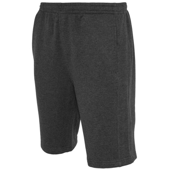 Urban Classics Light Fleece Sweatshorts, charcoal XL
