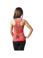 Urban Classics Ladies Cutted Back Tanktop, hummer XS