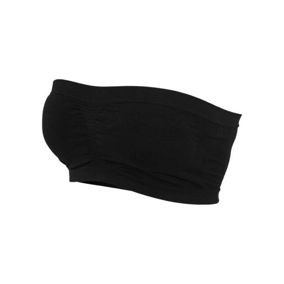 Urban Classics Ladies Pads Bandeau, black S