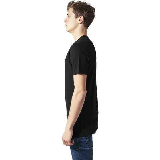 Urban Classics Fitted Stretch Tee, black S