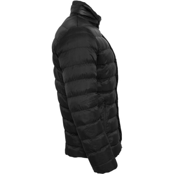 Urban Classics Block Bubble Jacket, blk/blk S