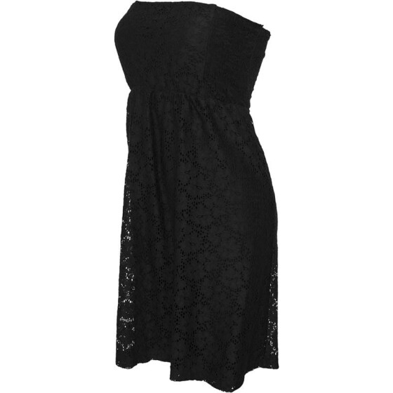 Urban Classics Ladies Laces Dress, black M