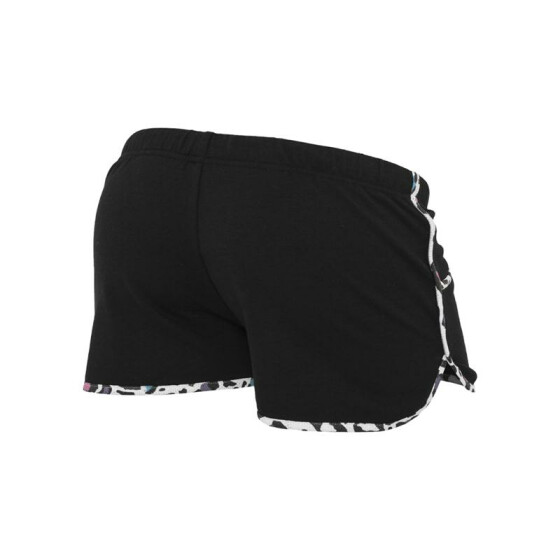 Urban Classics Leo Piping Hotpants, black L