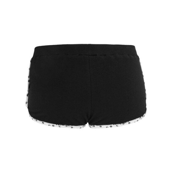 Urban Classics Contrast Piping Hot Pant, black XS