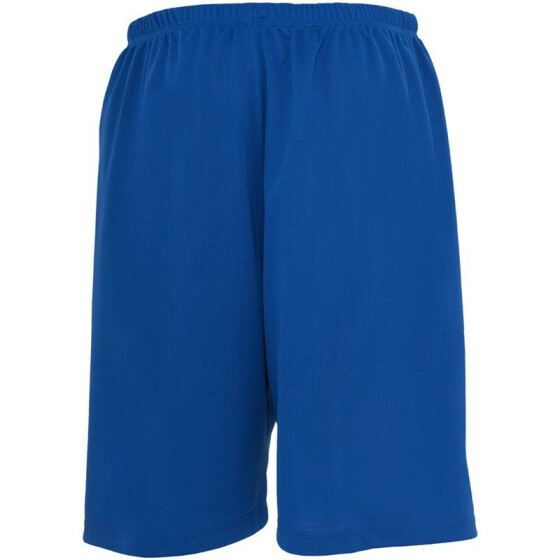 Urban Classics Kids Bball Mesh Shorts, royal 14