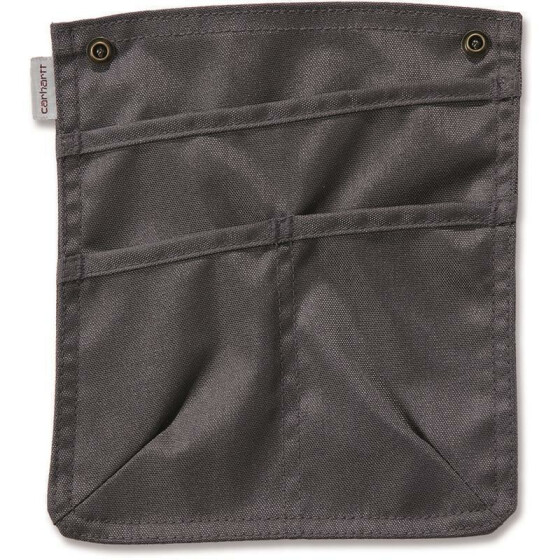 CARHARTT Detachable Multi Pocket, dunkelgrau