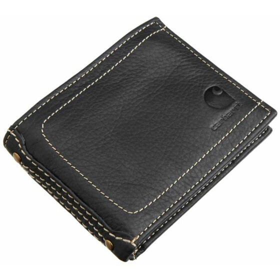 CARHARTT Pass Case Wallet, schwarz