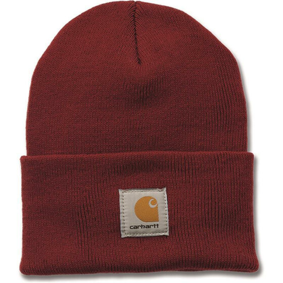 CARHARTT Watch Hat, dunkelrot