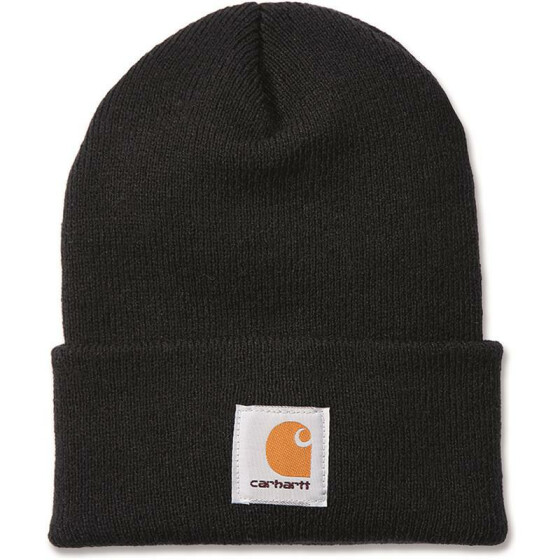 CARHARTT Watch Hat, schwarz