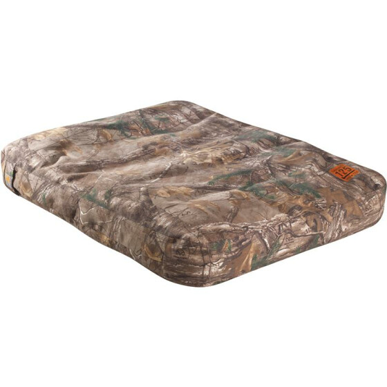 CARHARTT Camo Dog Bed, laub