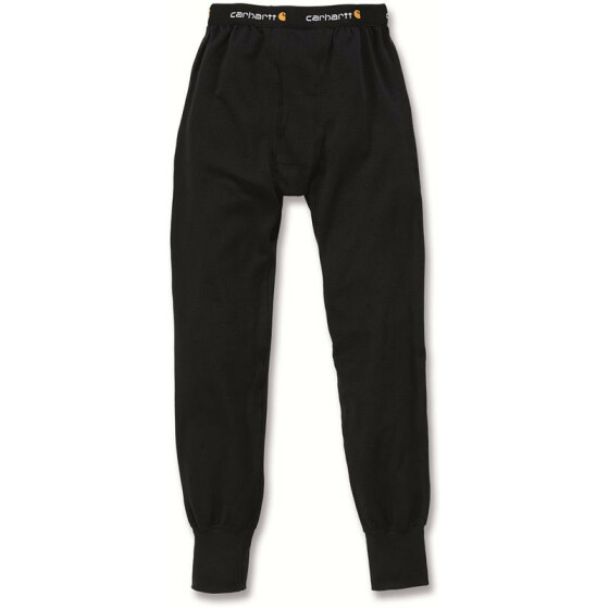 CARHARTT Base Force? Super Cold Weather Bottom, schwarz