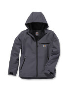 CARHARTT Crowley Hooded Jacket, anthrazit