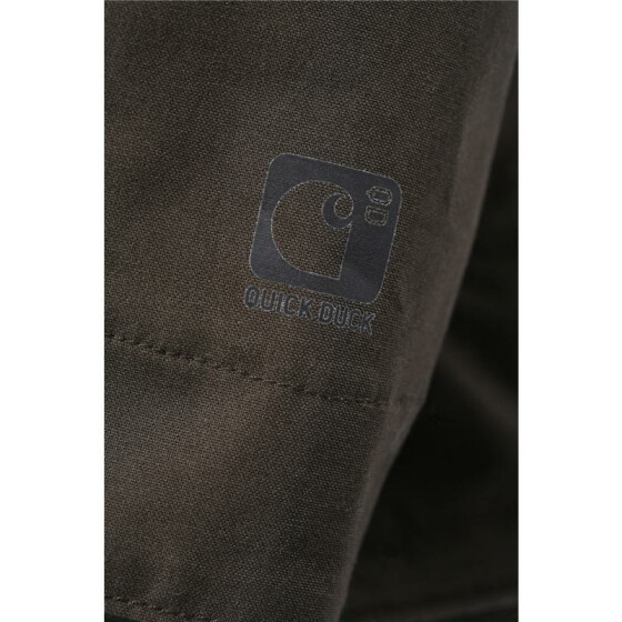 CARHARTT Quick Duck® Livingston Jacket, kaffeebraun