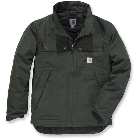 CARHARTT Quick Duck® Jefferson Traditional Jacket, oliv