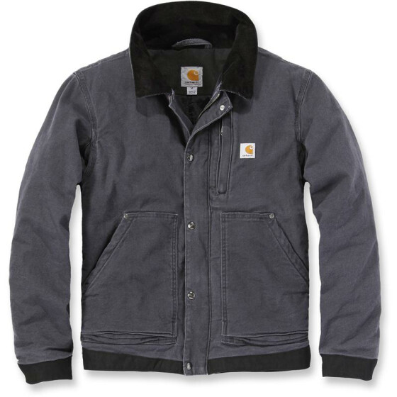 CARHARTT Sandstone Full Swing? Caldwell Jacket, anthrazit