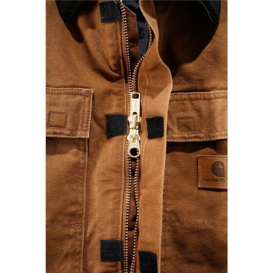 CARHARTT Sandstone Traditional Coat, braun