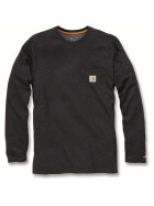 CARHARTT Carhartt Force® Cotton Long Sleeve T-Shirt, dunkelgrau