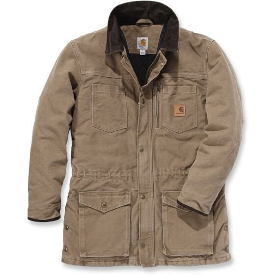 CARHARTT Canyon Coat, braun XL