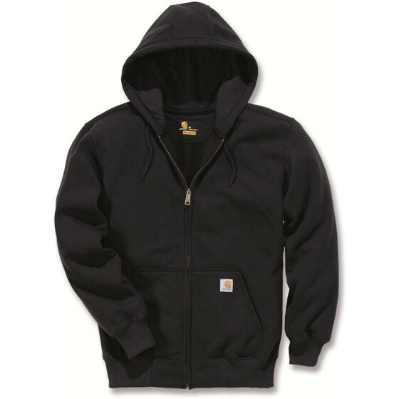 CARHARTT Paxton Heavyweight Sweatshirt, schwarz XL