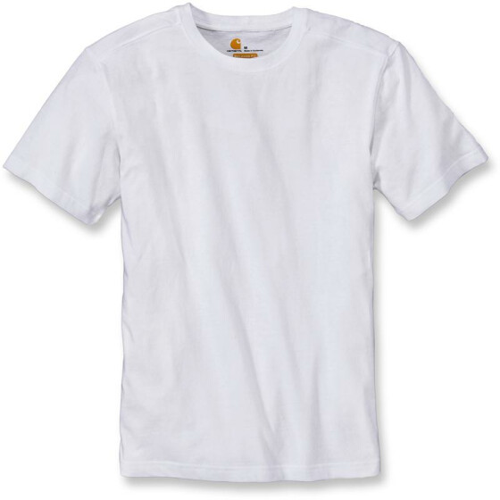 CARHARTT Maddock Short Sleeve T-Shirt, weiss S