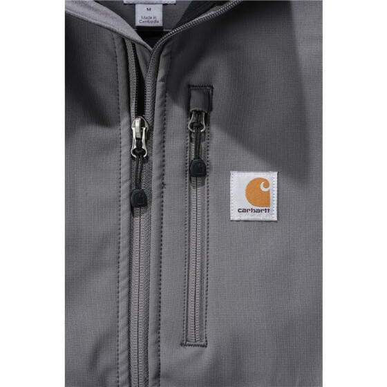 CARHARTT Crowley Jacket, anthrazit S