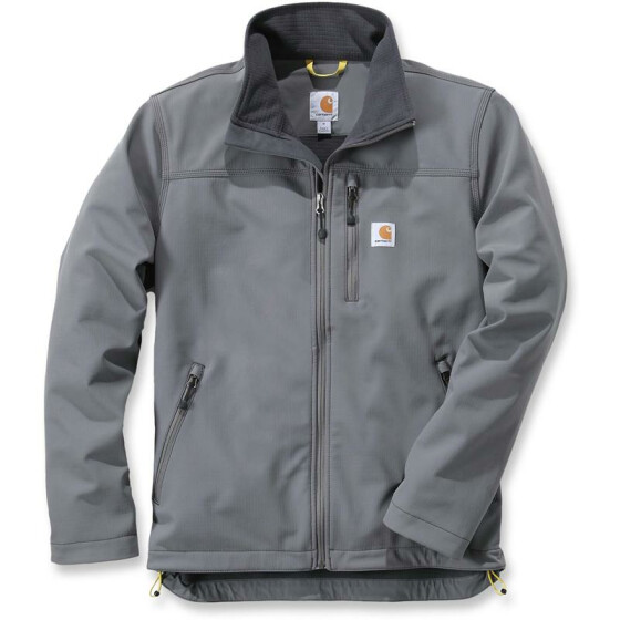 CARHARTT Denwood Softshell, anthrazit XXL