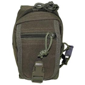 MFH Mehrzwecktasche Mission II mit Klettsystem Universaltasche Tasche 17x8x16cm